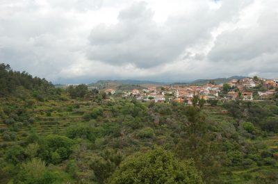 Paisagem com mosaico de habitats (semi-natural) importante para biodiversidade ECOSATIVA, Lda.